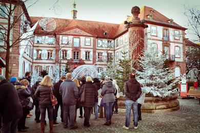 Visite guidée « Us et coutumes de l'Avent, de Noël et de la Nouvelle Année en Alsace »