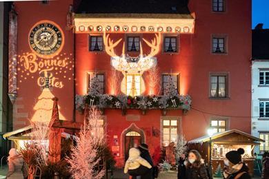 Festivités de Noël à Haguenau