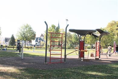 Outdoor-Sport im Herzen von Haguenau!