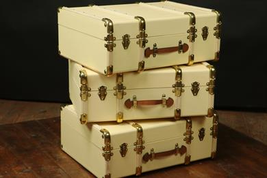Der Eckkoffer - Gepäcktraum