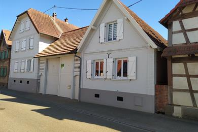 Cottage - La casa de Weitbruch