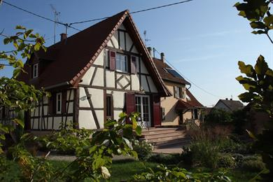 Anny's and Jean-Yves' gîte