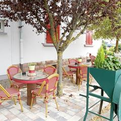 Restaurantzimmer - © © Hôtel / Restaurant Lion d'Or
