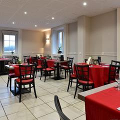 Im Restaurant - © © Hôtel / Restaurant Lion d'Or