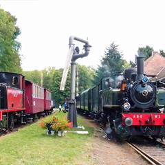 Trains à vapeur - © TTDA