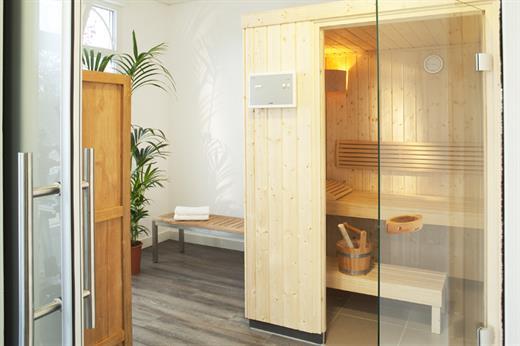 Hôtel Le Bugatti - Sauna
