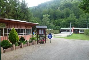 Campsite Alsace Camping