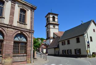 Eglise Saints-Simon et Jude