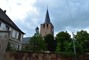 Protestant parish church