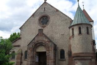 Saint Materne church