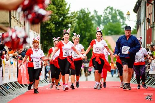 Marathon du Vignoble d'Alsace en 2015 - crédit photo : communauté de communes de la Région de Molsheim-Mutzig