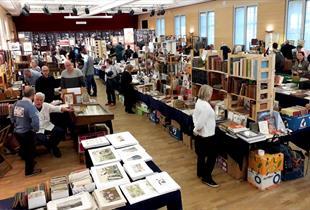 Salon du livre ancien