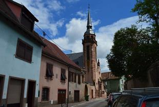 Heritage days - protestant church