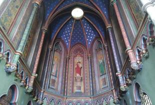 Radtour Entdecken das religiöse Erbe