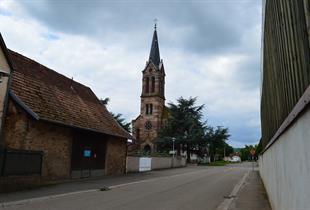 Eglise catholique Saint-Laurent