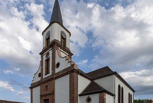 Eglise Saint Arbogast à Oberhaslach