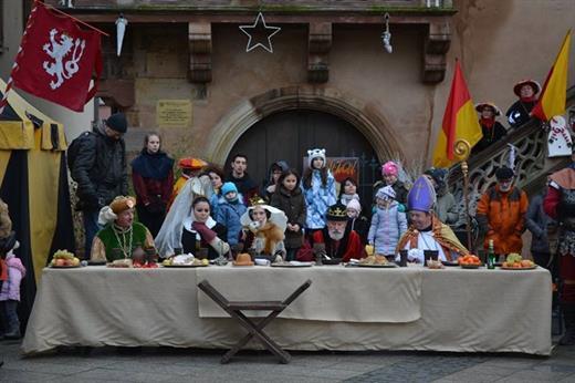 Noël d'Antan à Molsheim - crédit photo : Comité des Fêtes