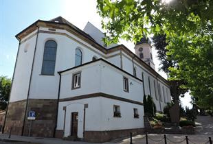 Kirche Saint-Arbogast