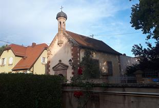 Chapelle Sainte-Marie l'Auxiliatrice
