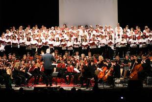 Concert Les musiciens du choeur