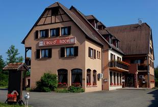 Hotel-restaurant L'écu d'Alsace