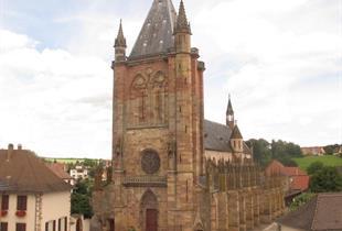 Besichtigung der Sankt-Florentius Kirche