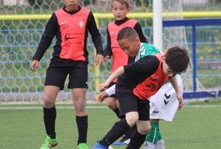 Europäisches Fussballwettbewerb U12 & U13