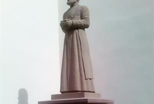 Statue de Mgr Sontag