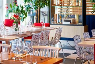 Restaurant Chez Claude, braise et rôtisserie