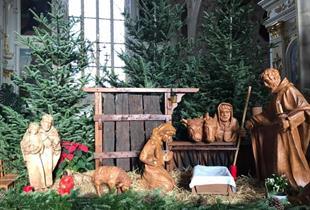 Les Noëlies - Sentier des Crèches