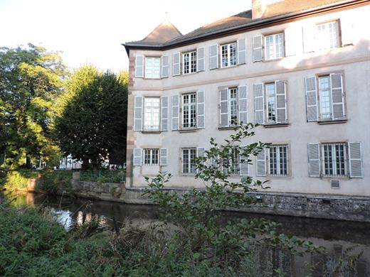 Château des Rohan à Mutzig