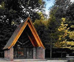 Se ressourcer à la Chapelle Notre-Dame du Chêne à Heimsbrunn