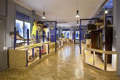 Visites théâtralisées du Musée du Bagage