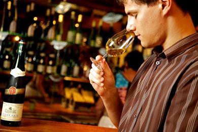 Cleebourg wine cellar