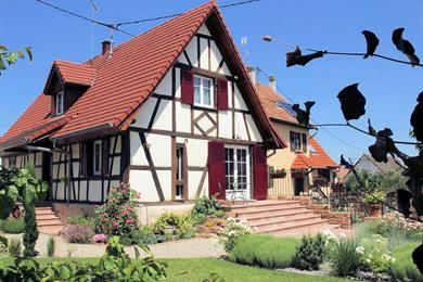 Anny and Jean-Yves' gîte