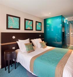 Forfait détente et bien-être en hôtel 3* avec spa, Niederbronn-les-Bains, Alsace, profitez de chambres modernes