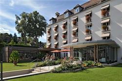 Forfait détente et bien-être en hôtel 3* avec spa, Niederbronn-les-Bains, Alsace, vue extérieure