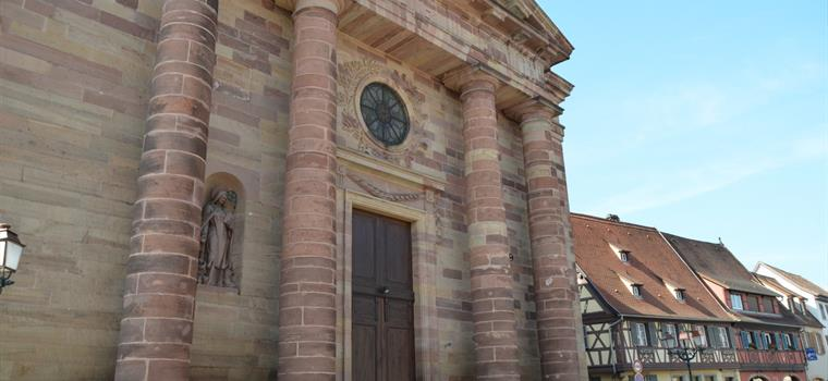 Eglise Saint-Etienne - ©D.Wolff