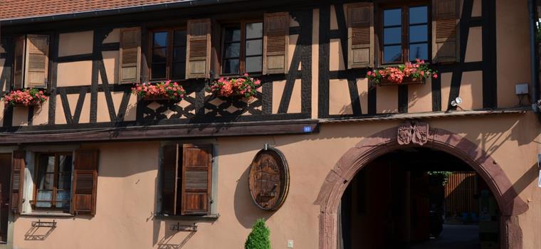 Maison vigneronne - ©D.Wolff