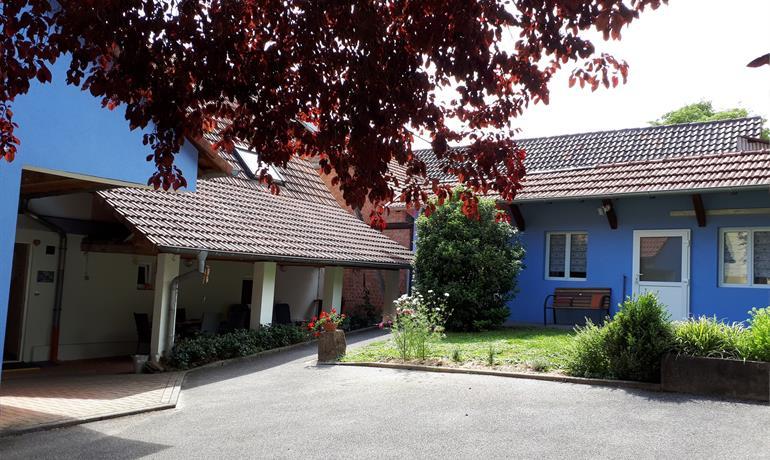 Gîte La Grange d'Aloyse - Mme Thomas Breiner