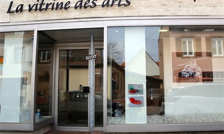Vitrine des arts : exposition Corps d'airain de Jean-Claude Brafin