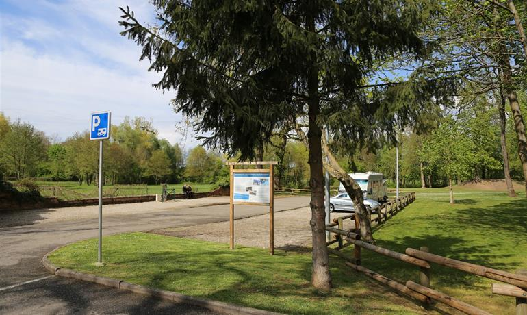 Aire de services camping-cars