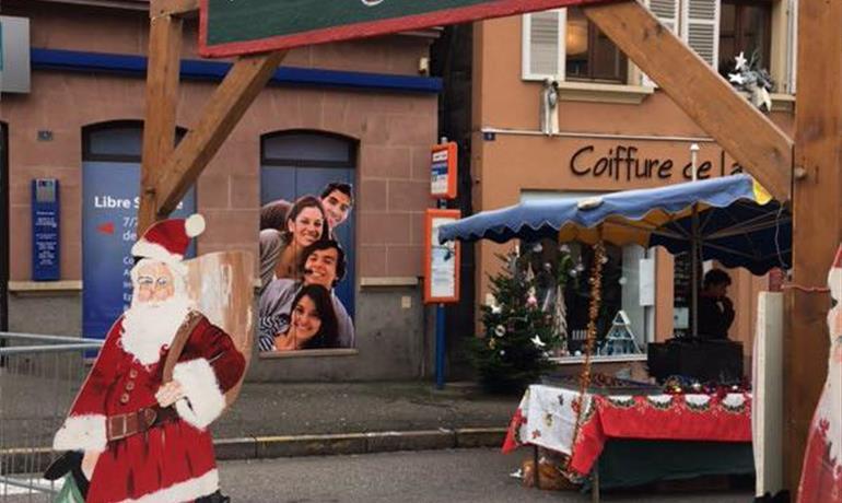 Marché de Noël dans le Val de Moder - Noël dans le Val de Moder  Crédit photo :  Carole Michel-Merckling pour la commune de Val-de-Moder