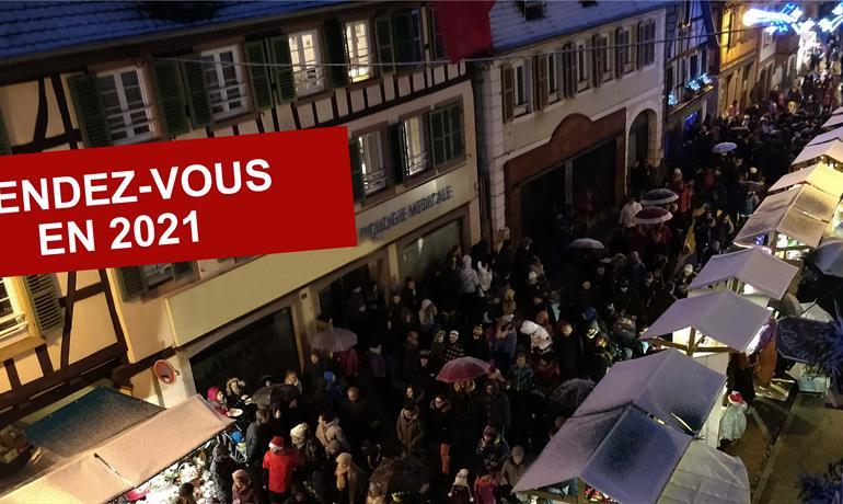 Marché de Noël dans le Val de Moder - Noël dans le Val de Moder  Crédit photo :  Florian Fischer pour la commune de Val-de-Moder