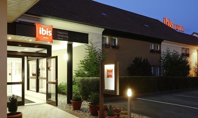Hôtel - Ibis - Ibis Haguenau Strasbourg Nord