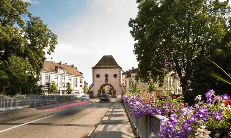 La porte de Wissembourg