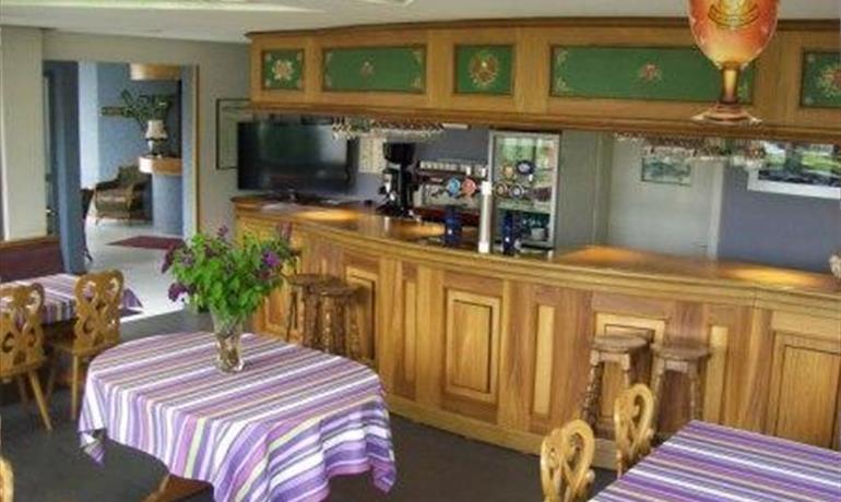 Restaurant - La Tour Romaine