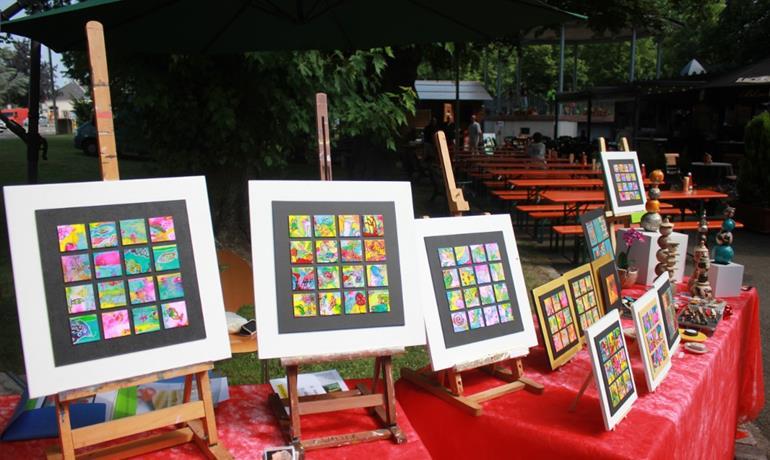 Kiosque des Arts