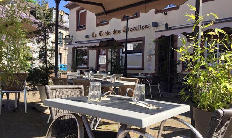 Restaurant - Tafel des Chevaliers