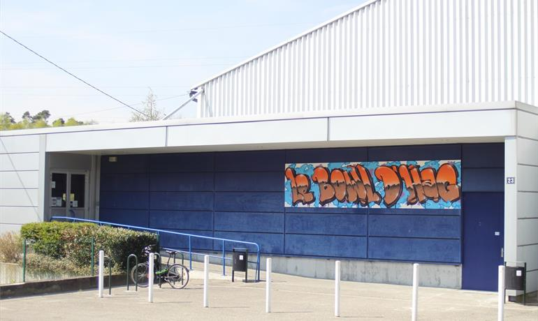 Bowl d'Hag - Skatepark indoor